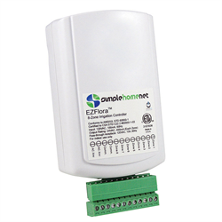 Simplehomenet Dual Band Insteon /X10 8 Zone Sprinkler Controller