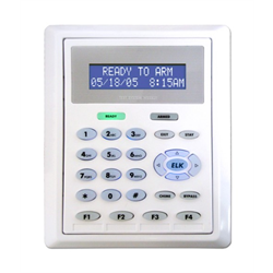 Elk M1KP2 Flush Mountable LCD Keypad